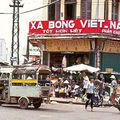Publicité à Saigon