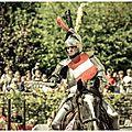 peut-on imaginer des chevaliers médiévaux en grève ?