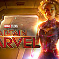 Captain marvel le trailer n°2 en vf !!!