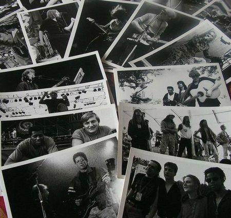 CPM Coffret Photos R Eurockéennes 1992