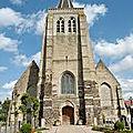 Les églises et retables
