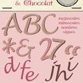 Kit Choco-Framboise Bonus Alphabet