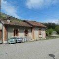 Ariège.Gare de Bonac des Tramways Electriques de l'Ariège