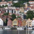 Bergen : quartier hanséatique.