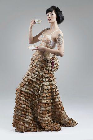 20130910 Robe Teabag Dress 01