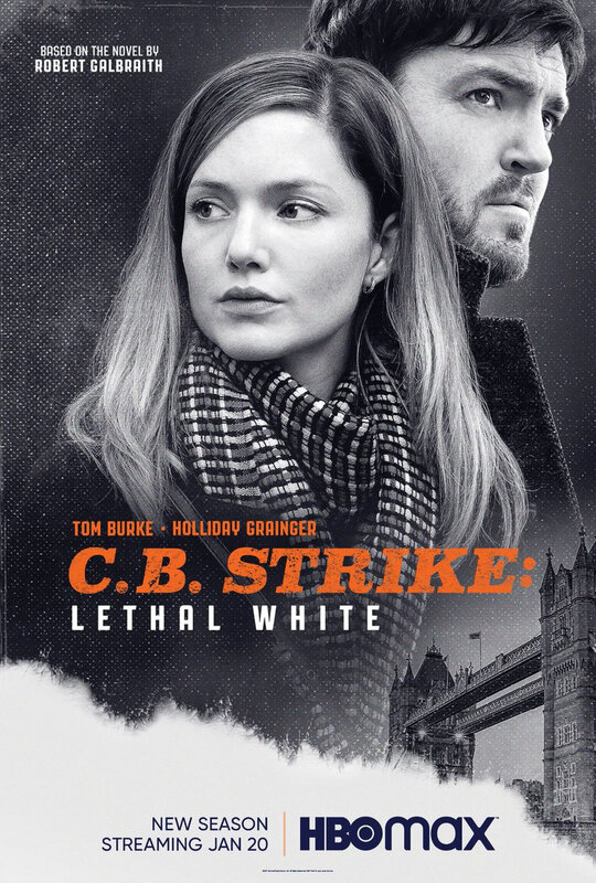 Lethal White affiche