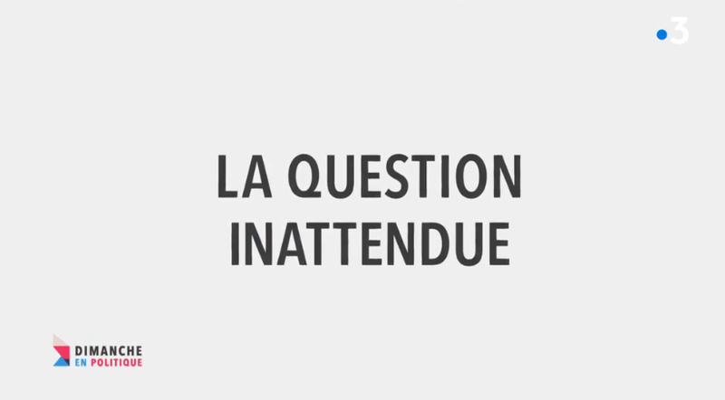LA QUESTION INATTENDUE DIMPOL MEDIA DIXIT WORLD