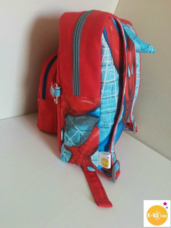 Sac à dos spiderman 2 bis