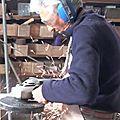 Fabrication et utilisation de la gouge semoir (video)