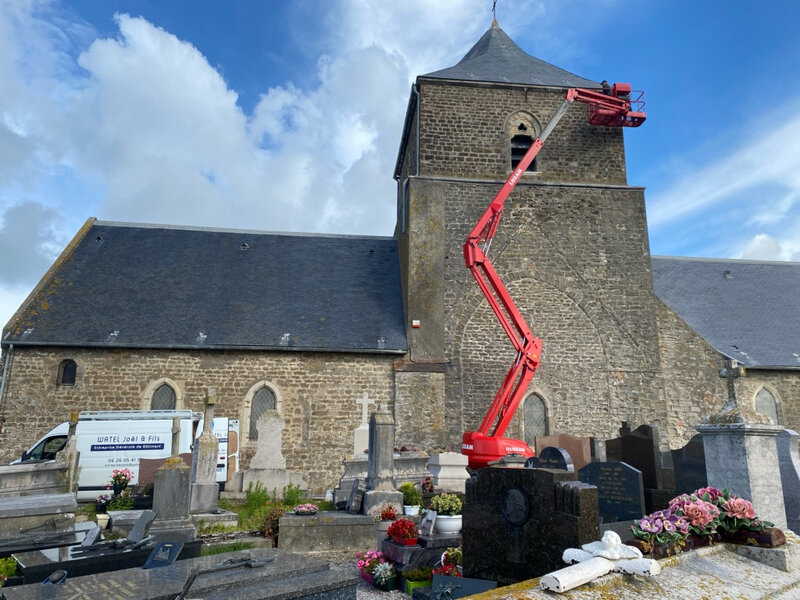 reparation église1