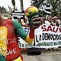 L'invasion française au mali annonce l'arrivée aux présidentielles prochaines d'un dictateur a la tête du mali.