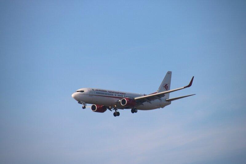 Boeing 737 d'Air Algérie