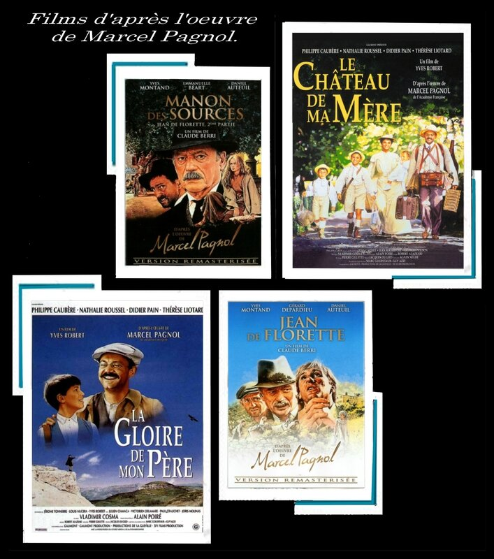 films de Pagnol