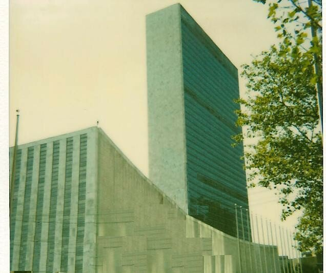New York 050 Nations Unies 1991