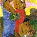 Gauguin Matenité