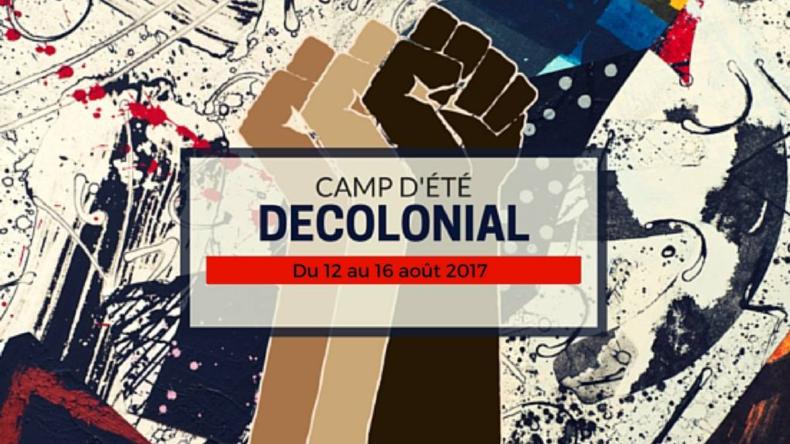 camp d'été décolonial, 2017