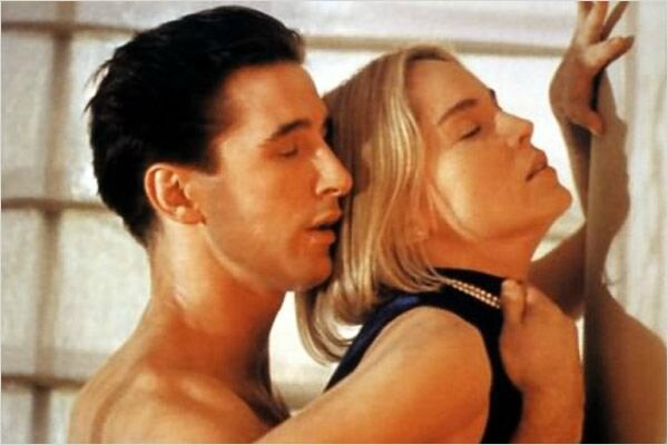 William Baldwin et Sharon Stone