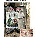 Exposition textile à la gouesniere, non loin de saint-malo (35)