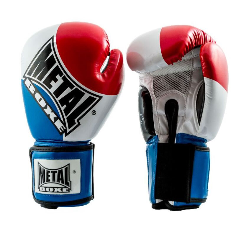 gants-de-boxe-competition-bleu-blanc-rouge-brillant