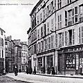 1918-11-30 - Confolens grand'rue