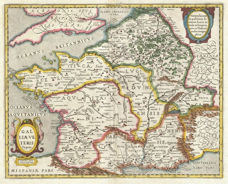 1657_Jansson_Map_of_France_or_Gaul_in_Antiquity_-_Geographicus_-_Galliae-jansson-1657