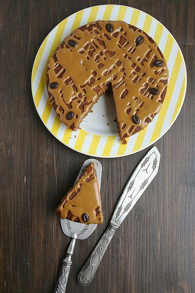 Expresso cake ou cake au café - Minouchka 1