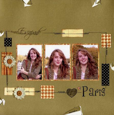 Escapade Paris