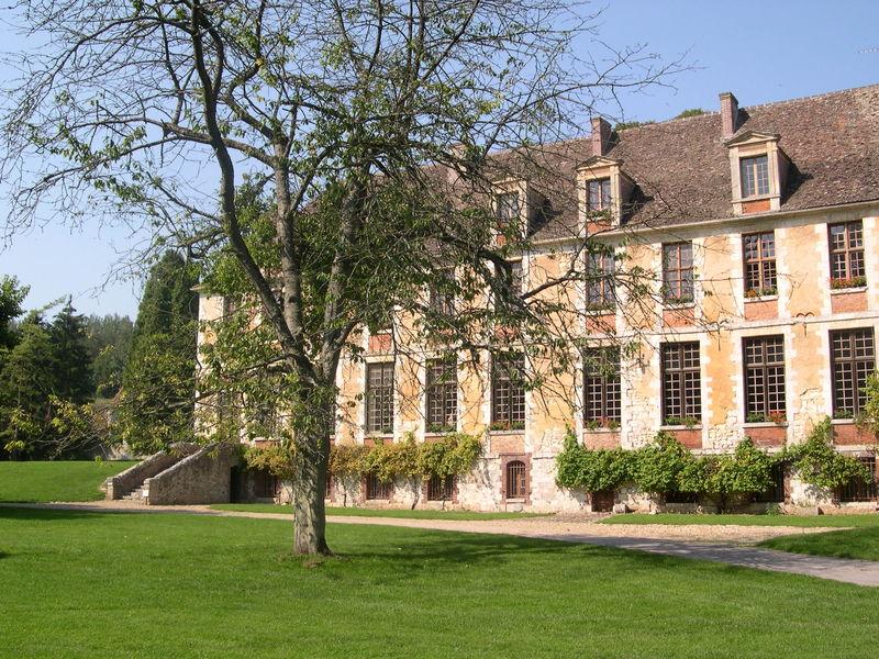 Abbaye de Mortemer (1)