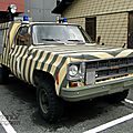 Gmc sierra 35 firetruck 1977-1978