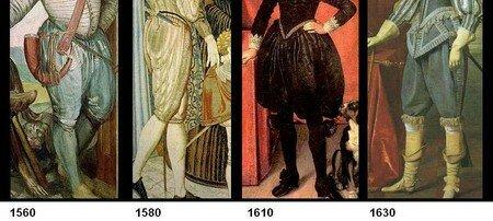 evolution_de_la_culotte_1560_1630