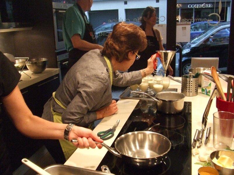 Cours de Cuisine - Initiation Gourmande - 10 juin 2010 017