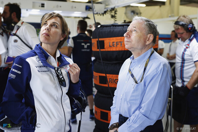 jean todt with claire