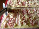 Petits choux feuilletés bacon et fromage (5)