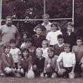 24 septembre 88, école de rugby