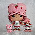 Comparatif pop! funko/miniature kenner : charlotte aux fraises