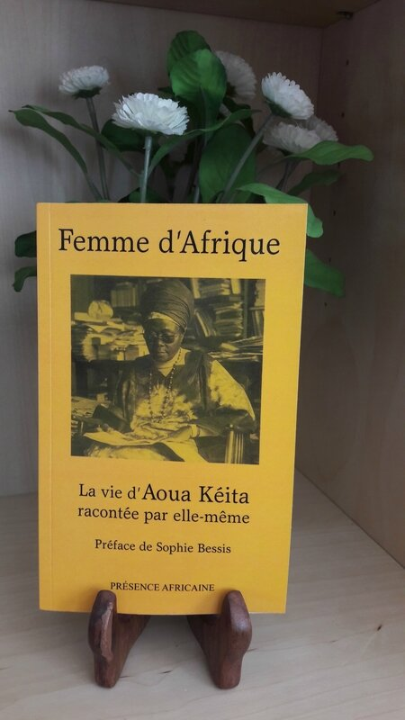 Couv Femme d'Afriq 1