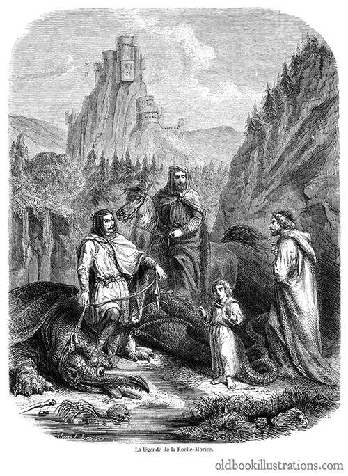 dragon-roche-maurice