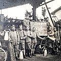 1918-1919 - le 325e à Forbach