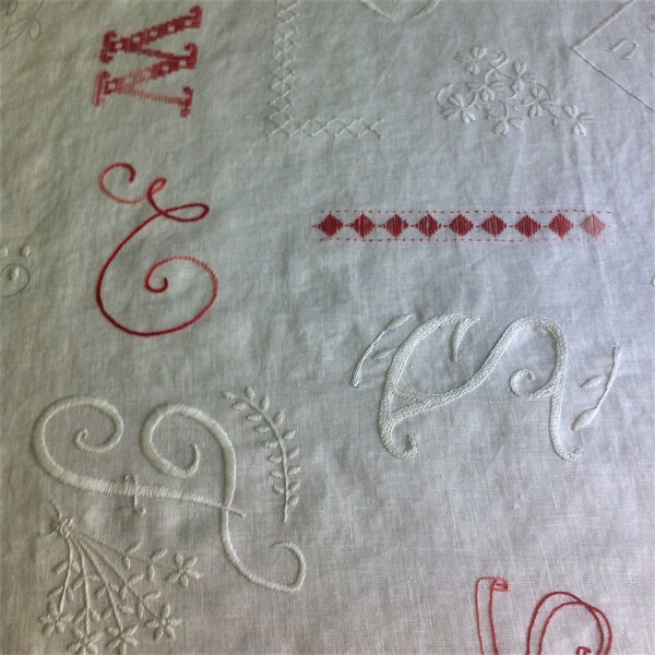nappe lettres 10