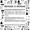 Recyclage et upcycling avec sew & laine