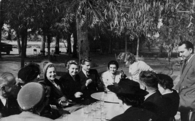 27Juncas-mariage-Pierrot-Evelyne-1951