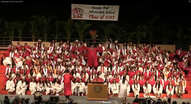 Kahuku High School 2015 (Hawaï)_1