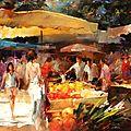 32078-peinture-dun-marche-espagnol