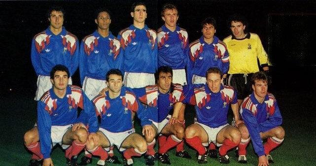 18 novembre 1989 FRANCE CHYPRE