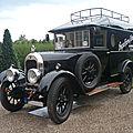 Morris bullnose light van 1926