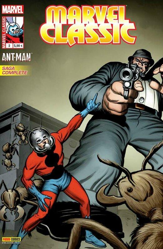 marvel classic V2 02 ant-man