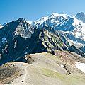 031 Mont Blanc et Aiguille des Glaciers