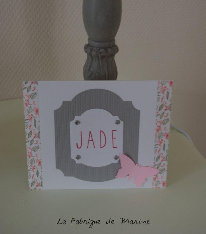 Enveloppe Jade