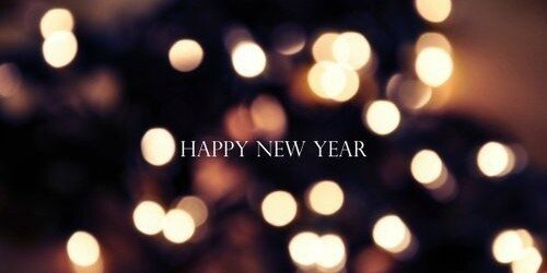 Happy New Yaer