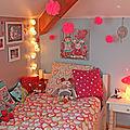 La chambre de la petite danseuse